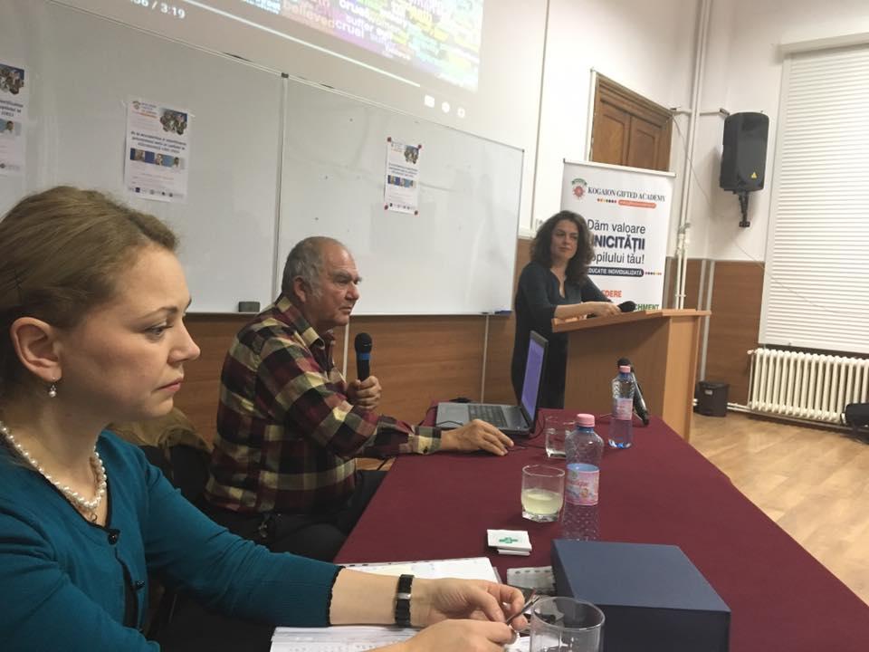 """""""M-aş bucur să văd cum părinţii încep sa se destupe la minte, cum profesorii încep să se umanizeze"""" – interviu cu prof. dr. Florian Colceag / Cristina Carp Silion"""