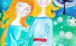 Luceafărul: selecție ilustrată / Irina V. Smirnoff, elevă în cl. a VII-a a Liceului de Arte Brăila