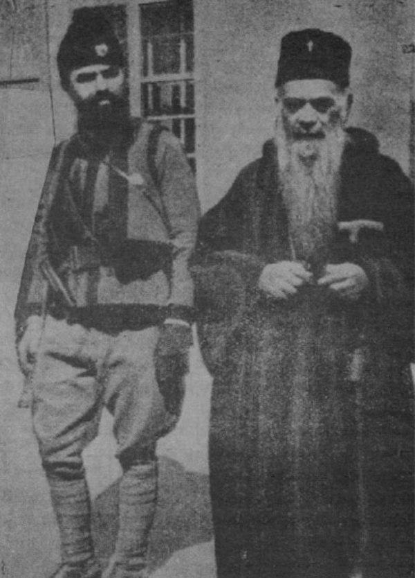 Rugăciunea pentru vrăjmaşi, a Sfântului Nicolae Velimirovici