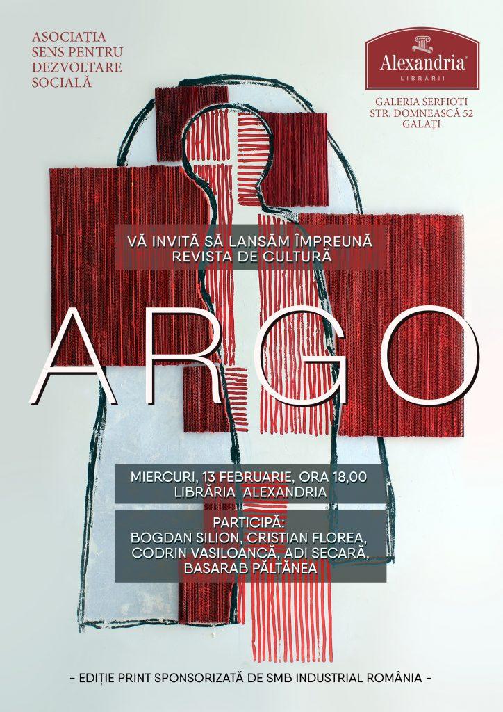 Corabia ARGO… din hârtie!